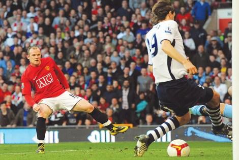 Manchester United vs Tottenham Hotspurs 5 – 2