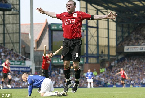 Everton vs Manchester United 2 – 4