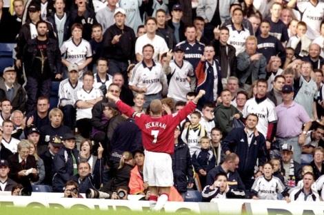 Tottenham Hotspurs vs Manchester United 3 – 5