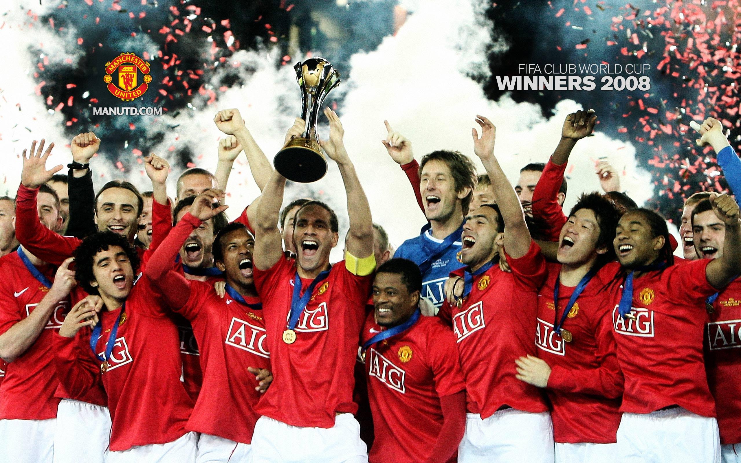 21 Desember Manchester United Meraih Gelar Piala Dunia